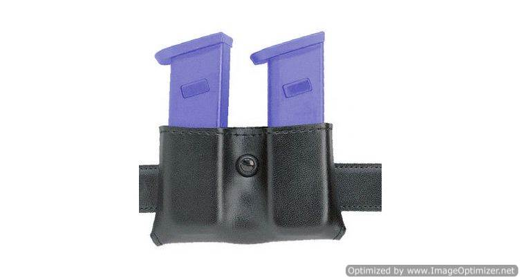MAG POUCH SNAP ON DOUBLE