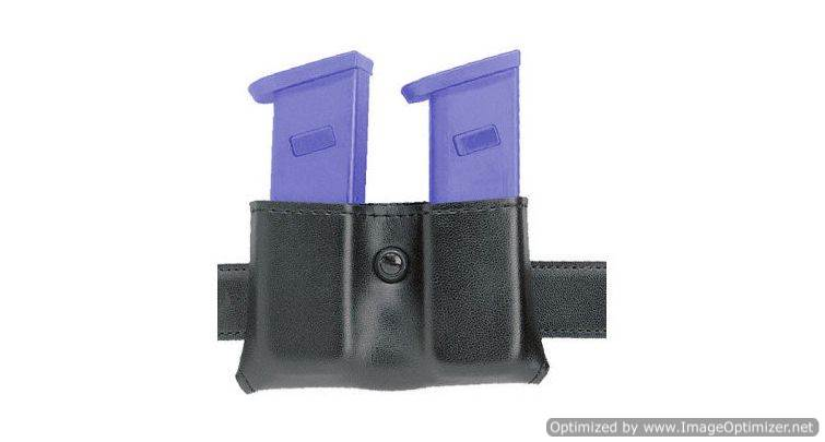 MAG HOLDER BLK PL