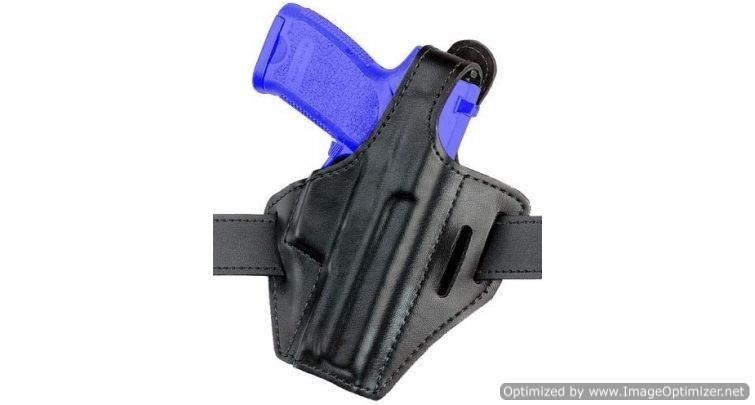 Safariland Concealment Holster Plain Black Right hand for Glock 29 and Glock 30