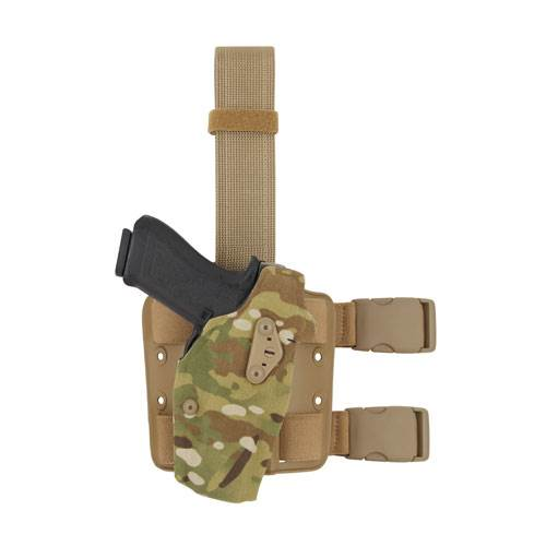 Safariland ALS® Optic Tactical Holster for Glock 34 and Glock 35 - Left Hand