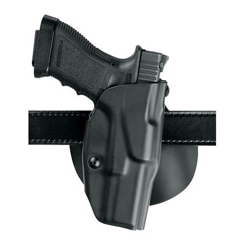 Safariland Automatic Locking System Paddle and Belt loop combo holster