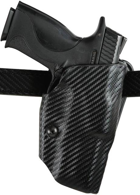 Safariland ALS® Clip-On Style Holster for S&W99, Walter P99, P99C - Left Hand