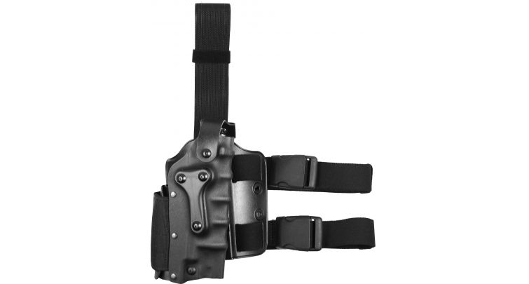 Safariland ALS OMVE Tactical Holster W Quick Release