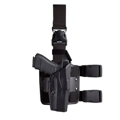 Safariland ALS® OMV Tactical Holster with Quick Release Strap for Glock 17 (G17) and Glock 22 (G22)