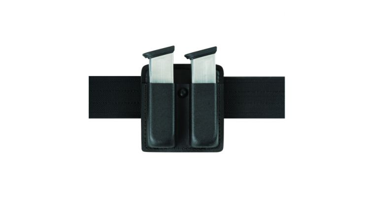 MAG POUCH PL BLK GLOCK 20 21
