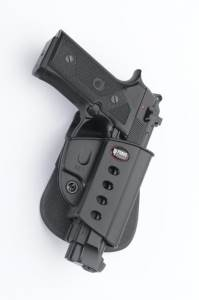 Beretta 96D Evolution Paddle Holster (rail and Non-rall)