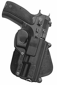 Fobus Belt Holster (CZ75BH) for CZ 75, 75BD, 85, .22, 75D compact 9mm