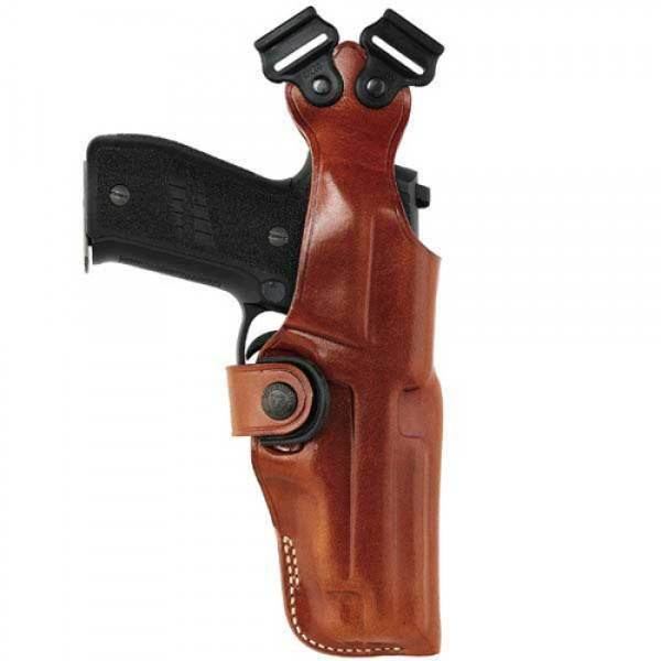 Galco -VERTICAL SHOULDER VHS HOLSTER COMPONENT