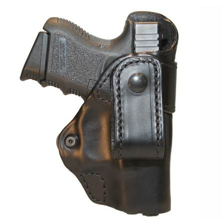 BlackHawk Inside The Pants Leather Concealment Holster (BH-420423BK-R)