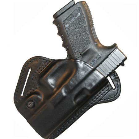 Leather Check-six Holster for SigPro 2022-Left Hand
