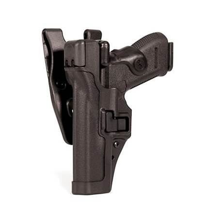 Level 3 Serpa Auto Lock Duty Holster for Sig 228 with or w/o rails