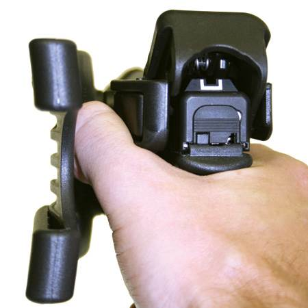 Level 3 Serpa Auto Lock Duty Holster for Sig 228 with or w/o rails -Left Hand