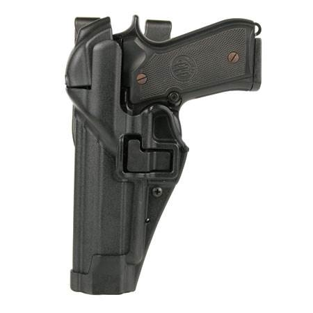 BlackHawk Level 3 Serpa Auto Lock Duty Holster (BH-44H117PL-R)
