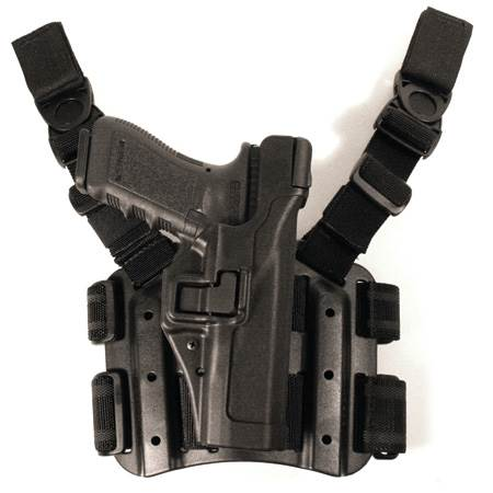 Level 3 Tactical Serpa Holster for Sig 250 DC -Left Hand