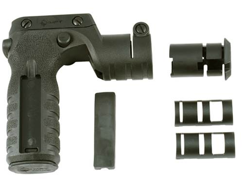 RTG - React™ Torch and Vertical Grip - Scorched Dark Earth