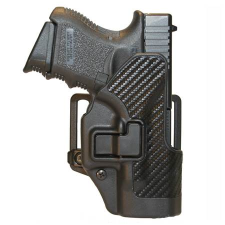 Serpa CQC W/ Carbon Fiber Finish for Ruger SR-9