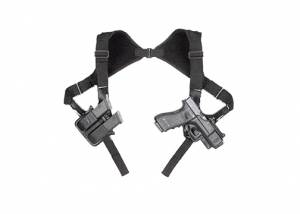 Shoulder Holster Double Harness