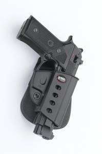 Beretta 92F Evolution Roto-holster™ 2 1/4 Belt (rail and Non-rall)