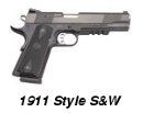 1911 Style Smith & Wesson