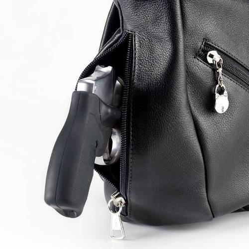 THE PAX HOLSTER HANDBAG