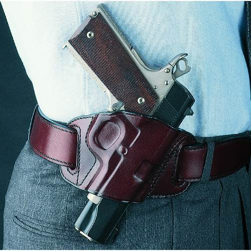 QUICK SLIDE BELT HOLSTER