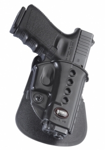 Fobus Belt Holster (GL2E2LHBH) for Glock 17, 19, 22, 23, 31, 32, 34, 35 Kahr CW40, P45, P40, PM40, CM40 Walther PK380 Left Hand