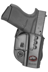 Fobus Ankle Holster (GL43NDA) for Glock 43