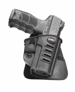 Fobus Belt Holster (HK30BH) for H&K P30, Walther PPQ Classic, PPQ M2