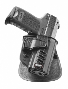 H&K USP Compact & Full-size 9mm/.40 Rapid Release Level 2 Belt Holster