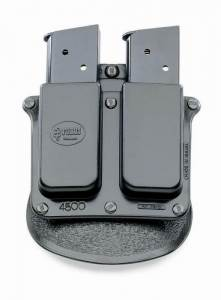 Beretta 8040 Bersa Mini Firestorm, Thunder .45 - Double Magazine Paddle Pouch