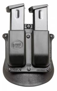 Beretta 8000 Bersa Mini Firestorm, Thunder UC 9mm and .40 - Double Magazine Belt Pouch