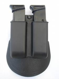 Walther PPK Fobus Double Magazine Paddle Pouch
