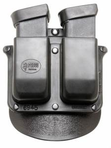 H&K USP Full .45 - Double Magazine Roto-Paddle Pouch