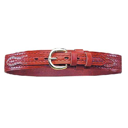 "Ranger Belt With Brass 1"" Buckle - Large 44"" (112 Cm)"