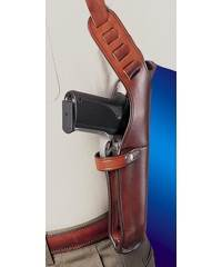 "Smith & Wesson 686 (6"" - 6.5"") Bianchi Model X15 Shoulder Holster Right Hand"