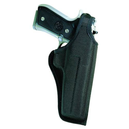 "Smith & Wesson 19 and Similar K/L Frame Models 6"" Bianchi Model 7001 Accumold® Thumbsnap Holster Left Hand"