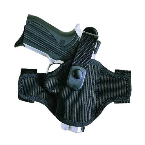 Glock 19 Bianchi Model 7506 Accumold® Thumbsnap Belt Slide Right Hand