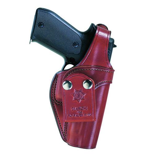 Glock 22 Bianchi Model 3S Pistol Pocket® Inside Waistband Holster Left Hand