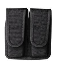 Smith & Wesson 6904 Accumold� Double Magazine Pouch Black/velcro Size 02