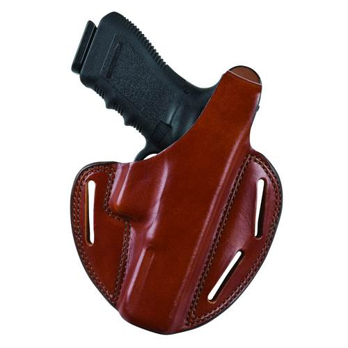 "Smith & Wesson 19 and Similar K Frame Models (2.5"" - 3"") Size -3 Bianchi Model 7 Shadow® II Pancake-style Holster Right Hand"