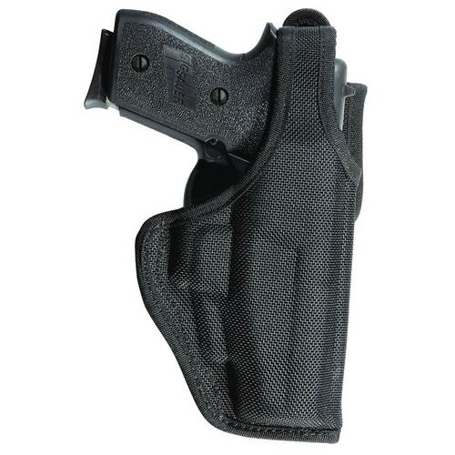 Taurus PT-101 Size -15 Bianchi Model 7120 Accumold� Defender� Duty Holster Left Hand
