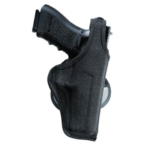 Springfield 1911-A1 Bianchi Model 7500 Accumold® Thumbsnap Paddle Holster Left Hand