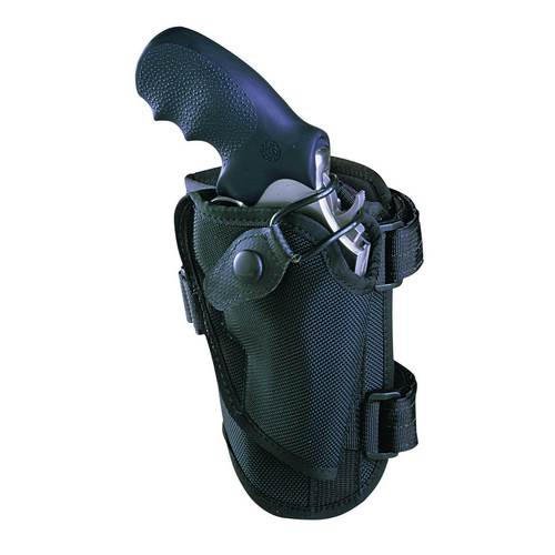 Smith & Wesson 4556 Size -12 Bianchi Model 4750 Ranger™ Triad™ Ankle Holster Right Hand