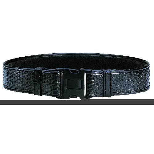 "Accumold® Elite™ Duty Belt Large 40"" - 46"" Basket Black"