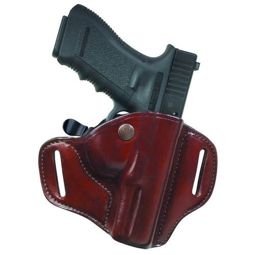 Glock 17 Size -13 Bianchi Model 82 Carrylok™ Hip Holster Right Hand Plain Tain