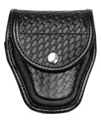Accumold® Elite™ Double Handcuff Case Basket Black / Hidden
