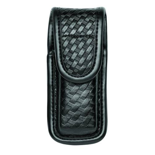 Smith & Wesson 6906 Accumold® Elite™ Single Mag/Knife Pouch Plain Black Size 02