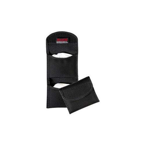 Accumold® Flat Glove Holder Black / Velcro