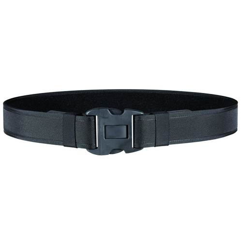 "Nylon Duty Belt - Loop Black Large 40"" - 46"""