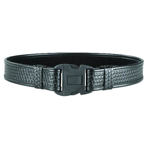"Accumold® Elite™ Duty Belt Large 40"" - 46"" Plain Black"